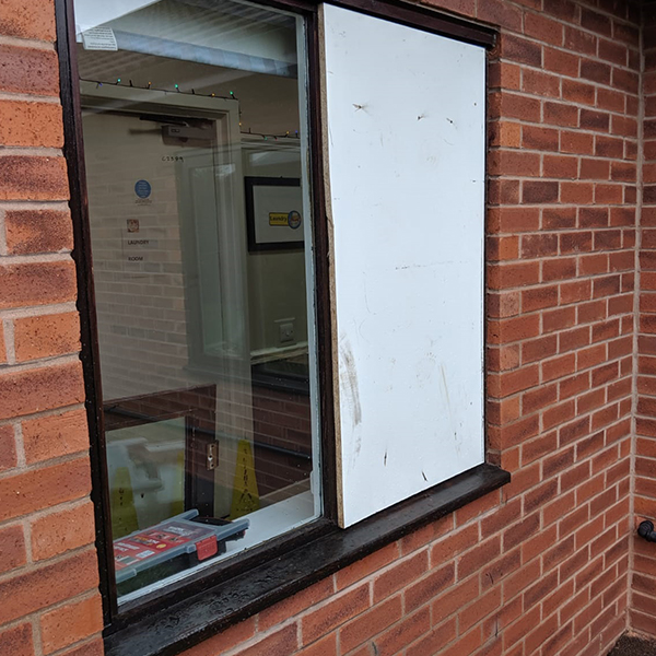 Window Boarding Derby